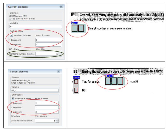 QTAFI: forms definition